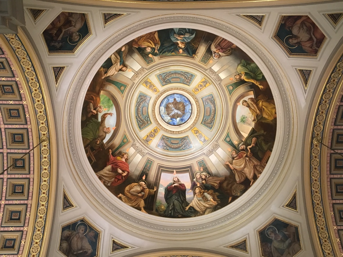 St C Dome Inside